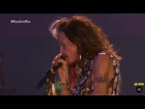 Aerosmith - Crazy Live 2017