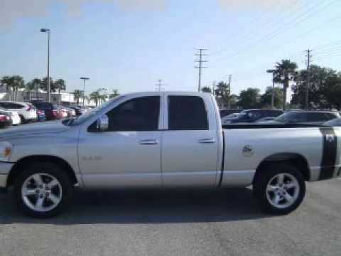 2008 Dodge Ram 1500 - Port Richey FL | Bad Credit Bankruptcy Auto Loan