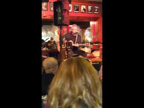 Brian Greenway Solo Attic Dust show