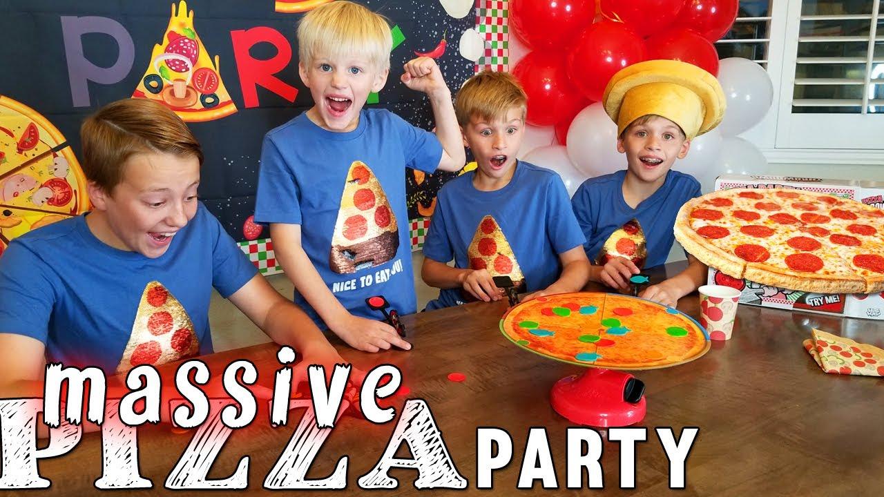 PIZZA CHALLENGE!!