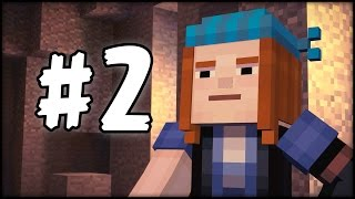 MINECRAFT: Story Mode - Crazy Bridge Situation! [2]