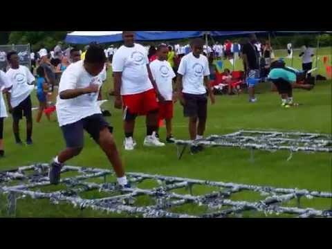 Earl Thomas Football Camp 2015