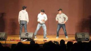 UW ASC Talent Show 2010- Dopamine Dance Crew