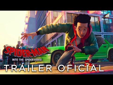 SPIDER-MAN: UN NUEVO UNIVERSO - Tráiler Oficial en ESPAÑOL   Sony Pictures España