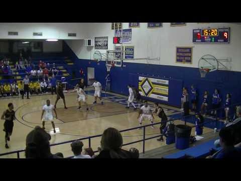 Redlands vs Eastern Oklahoma  2/27/17