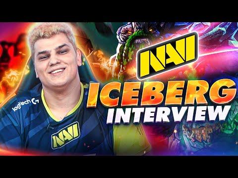Iceberg о Медийке, СНГ Менталитете и Мотивации (NAVI Dota 2 Интервью) - Видео онлайн