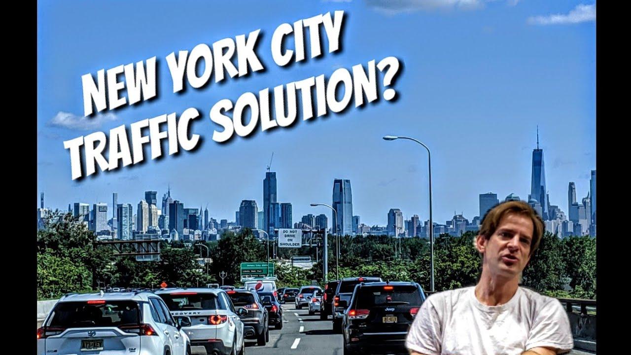 S4e10 new york city traffic solution green street posse for D sign shop