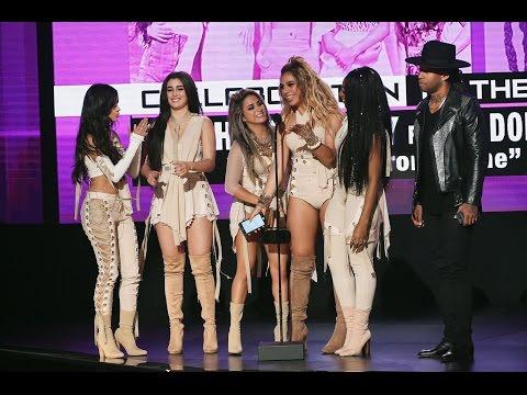 Fifth Harmony wins AMA 2016