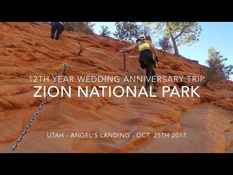 Angel's Landing - Zion National Park - The most Intense & Beautiful Hike in America