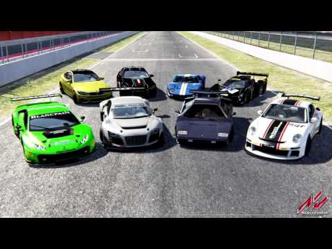 Assetto Corsa – Dream Pack 2 + Update Available |