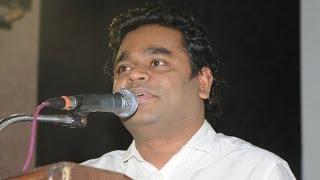Vivek is similar to Charlie Chaplin - AR Rahman