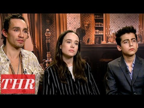 'The Umbrella Academy': Ellen Page, Gerard Way & Mary J. Bli
