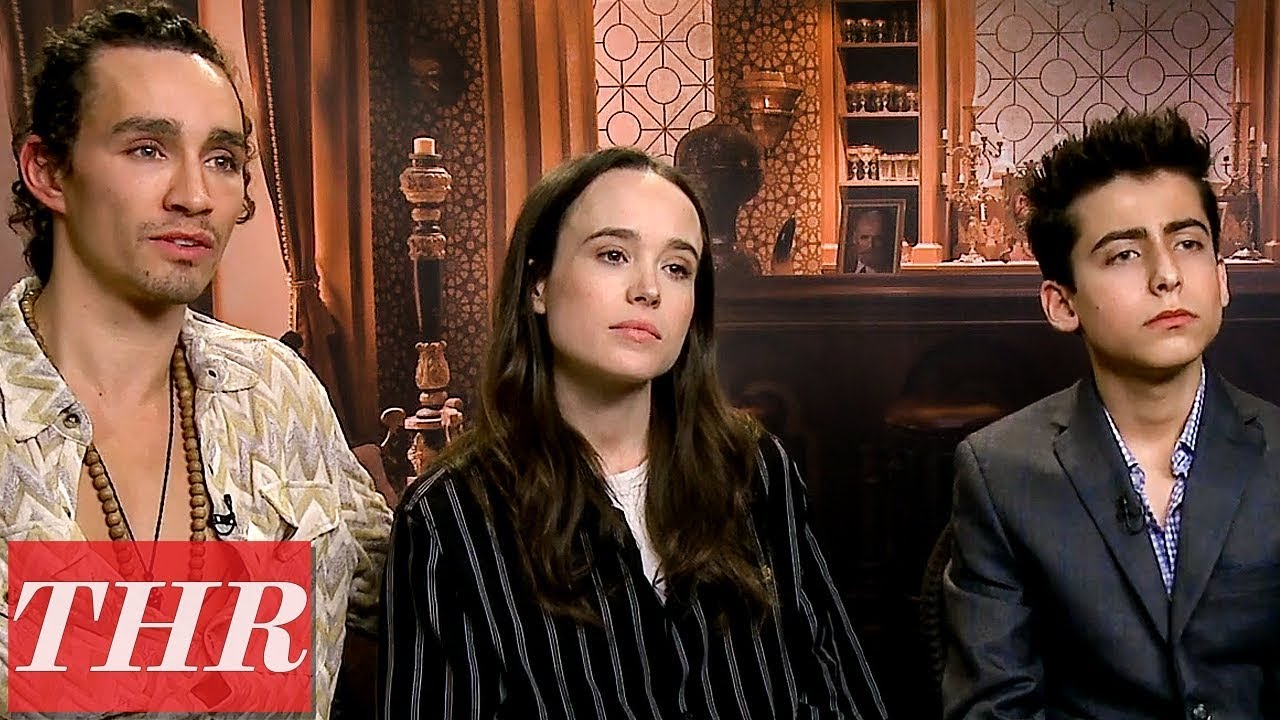 'The Umbrella Academy': Ellen Page, Gerard Way & Mary J. Blige Share Their Superhero Journeys | THR