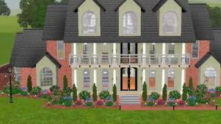 The Sims 3- The Mansion On The Corner