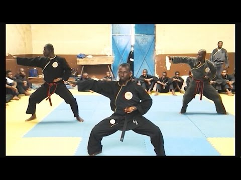 SPORT: QWANKIDO Championnat d'Afrique