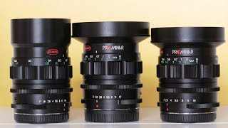 A Look At Three Kowa Lenses for Micro Four Thirds Cameras