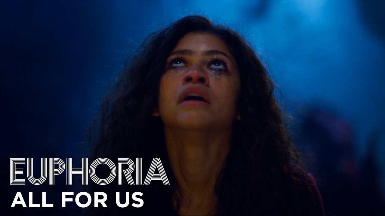 "Zendaya Drops New Version of ""All for Us"" for Euphoria Season Finale"