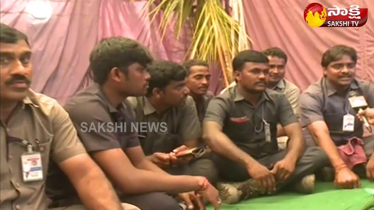 YS Jagan's Praja Sankalpa Yatra | Personal Security Guards Face to Face -  Watch Exclusive