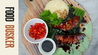 Teriyaki Salmon | Food Busker