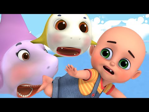 Baby Shark doo doo doo song - Nursery rhymes for kids| Popular nursery rhymes collection jugnu kids