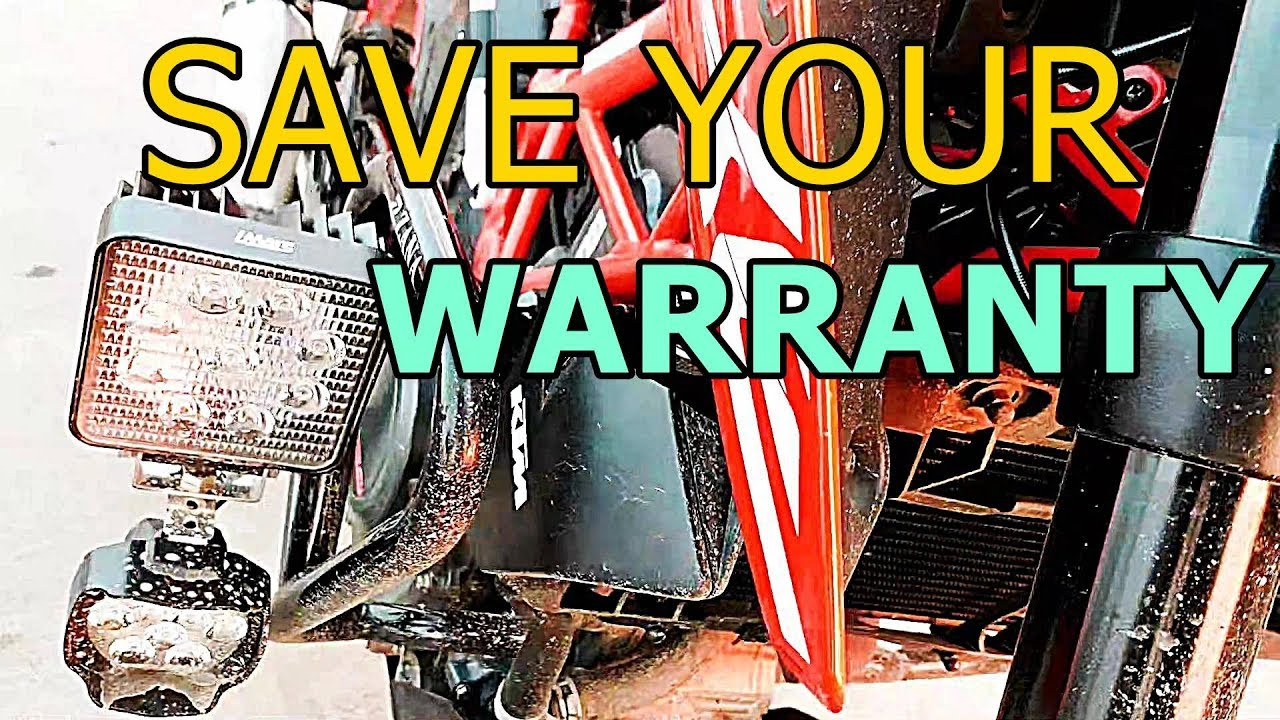 Keep Your Warranty Installing Aux Lights Fog Motorcycle Light Wiring Harness