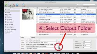 how to convert itunes m4p to mp3 on mac
