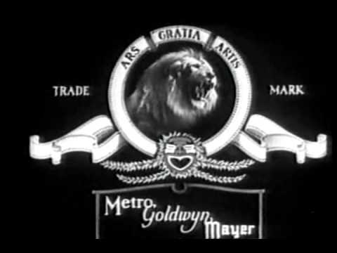 MGM 1932-1936 Coffee the Lion B&W