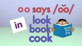 Phonics Song: 2 Vowels Together With Miss Jenny / www.edutunes.com