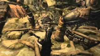Skyrim Walkthrough with Mitch - PT. 39 - Forbidden Legend - Part 2 - Geirmund's Hall