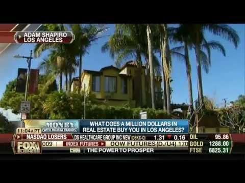 Million Dollar Homes -- Fox Business News
