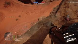 Battlefield 1 Big gun