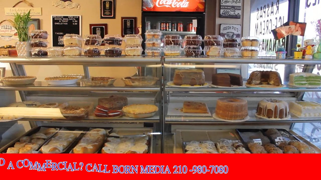 WILLIAMS CONFECTIONARY CRAFTS and baked goods  WITH LOGO BORN MEDIA live oaktexas