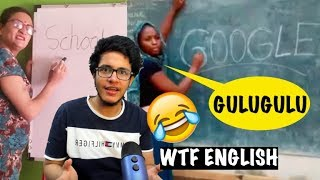 TikTok ke English Teachers - English Fails!! || Has TikTok Improved After Ban?