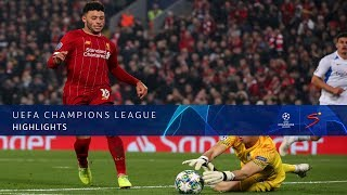 UEFA Champions League | Liverpool v KRC Genk | Highlights