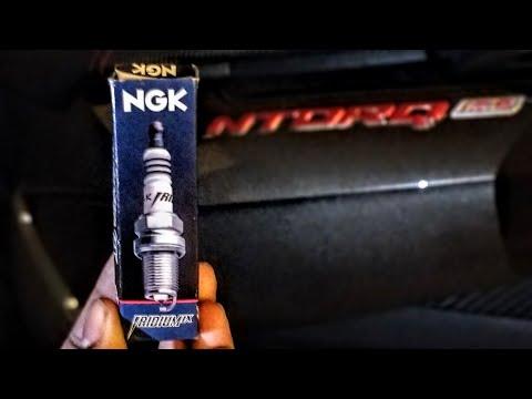 TVS NTORQ NGK Iridium Spark Plug ( CR7EIX )