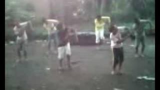 spiritwarriors dancers(katangahang practice)