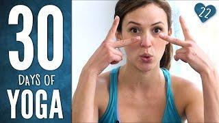 Day 22 - Full Body Awareness - 30 Days of Yoga