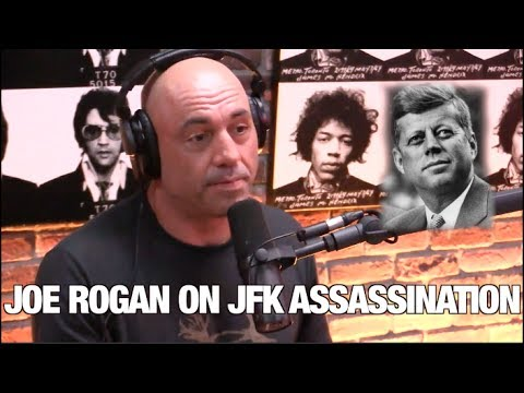 Joe Rogan Explains His Stance on the JFK Conspiracy