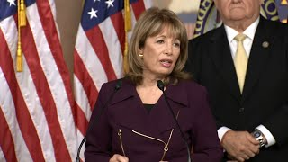 Raw Video: Rep. Speier On Passage Of Bill Targeting Harassment In Congress
