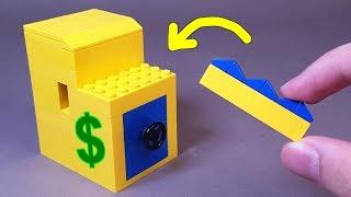 як зробити лего сейф на ключі