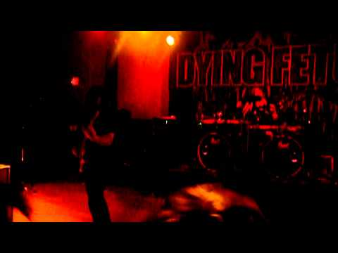 Dying Fetus - Raping The System live 12 Feb 2011 mp3