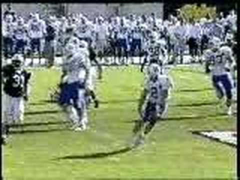 Tim Couch TD - Outback Bowl 1998