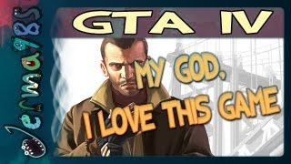 GTA4 Multiplayer: Absurdity w/ STAR_ and Orb [My God, I Love This Game]