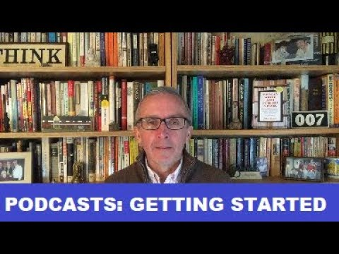 Podcasting: Eight Steps to Getting Started