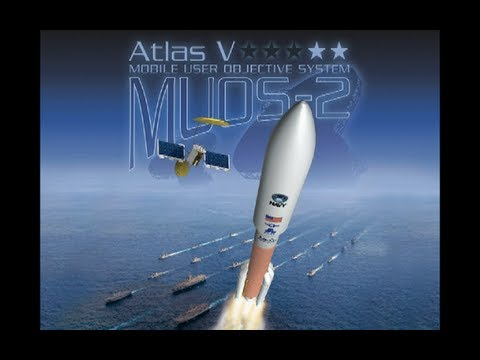 ULA Atlas V 551 DoD MUOS 2 Launch Coverage