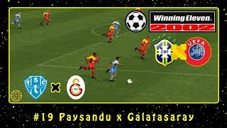 Winning Eleven 2002: CBF vs. UEFA 2004 (PS1) #19 Paysandu x Galatasaray