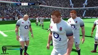 Rugby 18 | PC Gameplay | 1080p HD | Max Settings