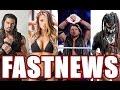 ESTRELA DA WWE SE LESIONOU - FastNews