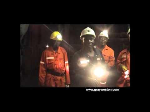 Bogoso Mining Sector.flv