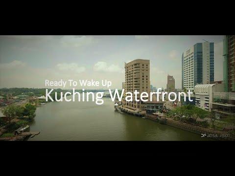 Ready To Wake Up | KUCHING WATERFRONT